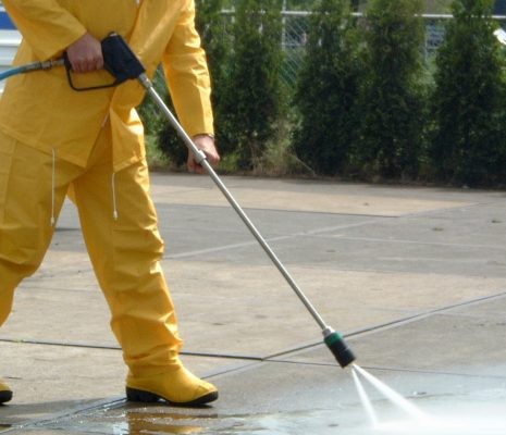 High Pressure Cleaning Quebec