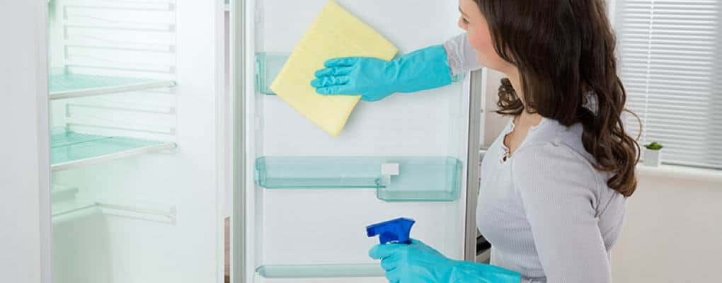FRIDGE CLEANING SERVICES EXHAUST