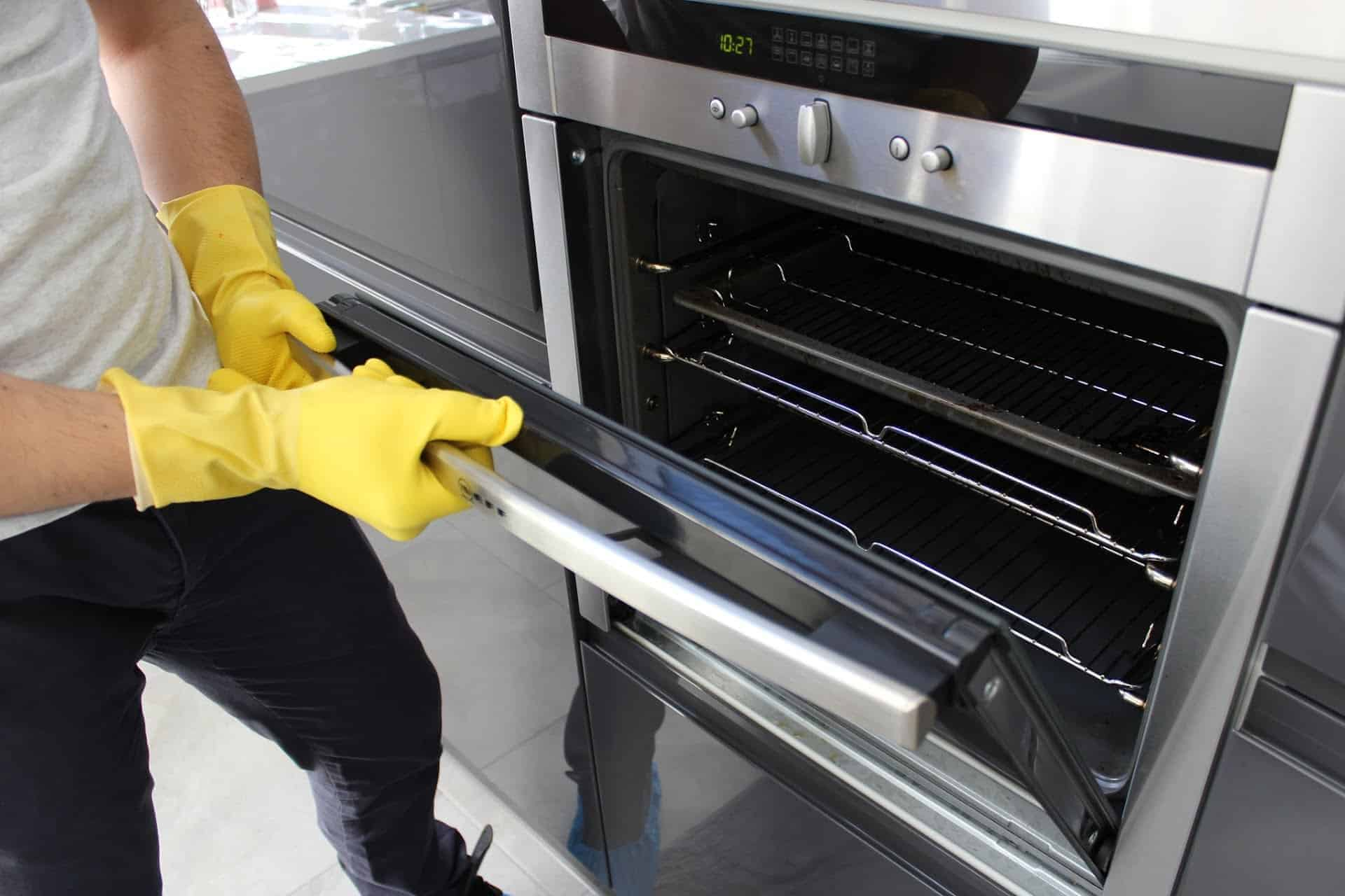 Kitchen appliance cleaning service for Kitchen appliance services