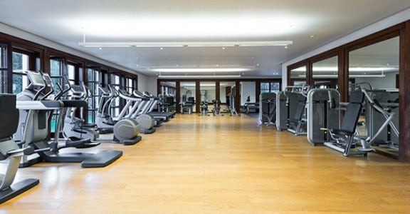 Fitness Cleaning services