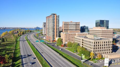 Montreal, Longueuil