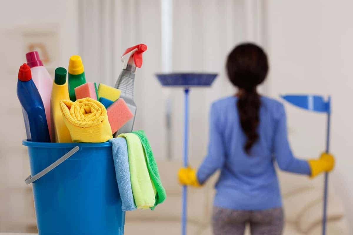 Menage Total Professional House Cleaners