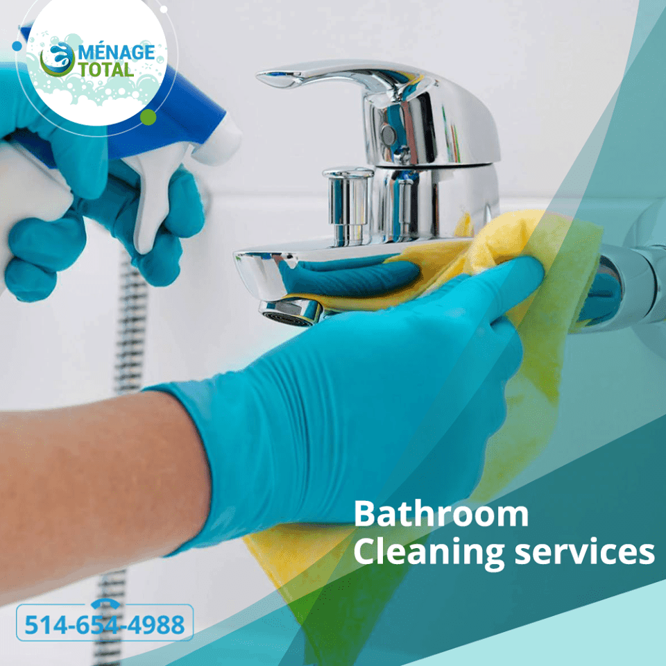 Washroom Cleaning Services
