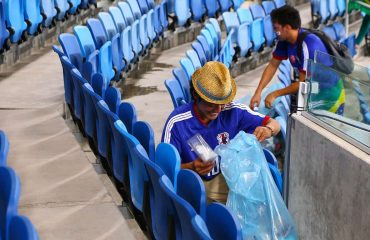 Football Stadium Cleaning Services Montreal