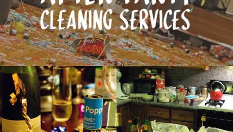 After Party Cleaning Service