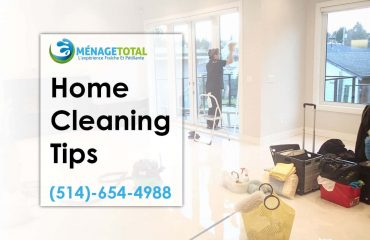 Best Home Cleaning Tips
