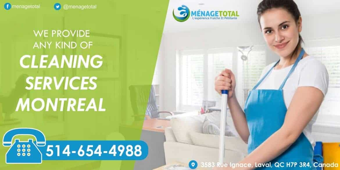 Montreal Cleaning Service