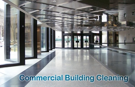 Commercial Building Cleaning Services in Montreal