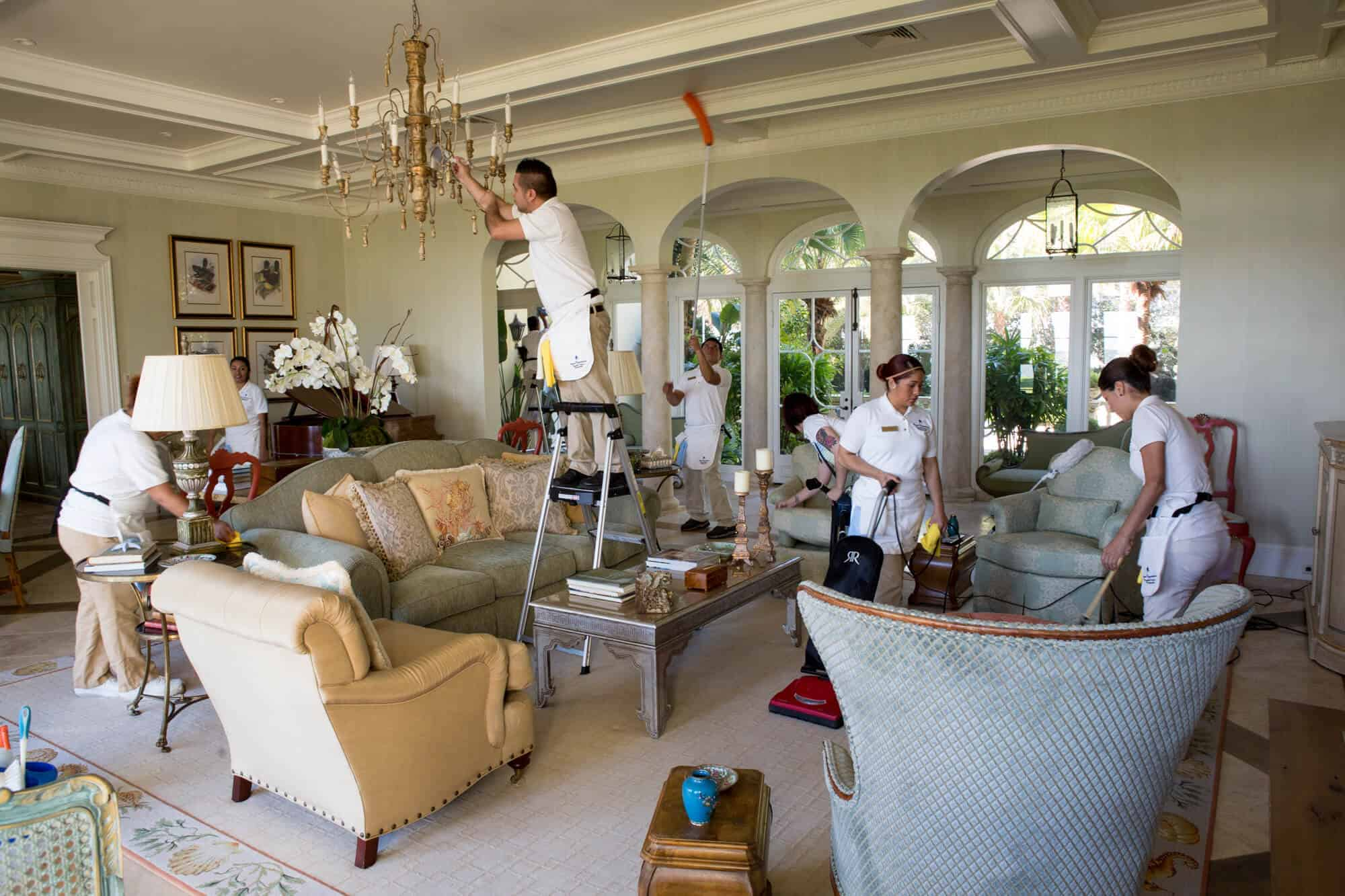 Furniture Cleaning Service