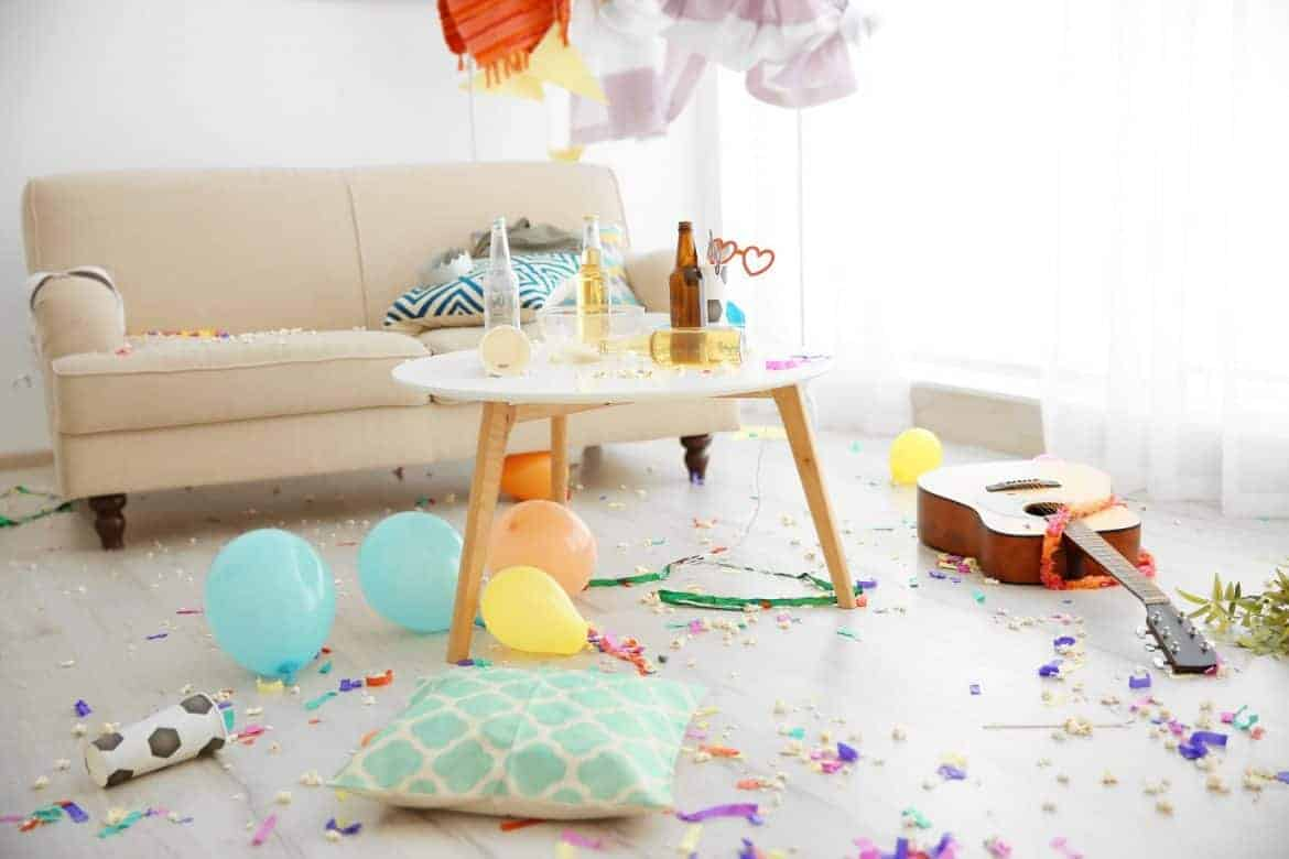 Party Cleaning Services Montreal