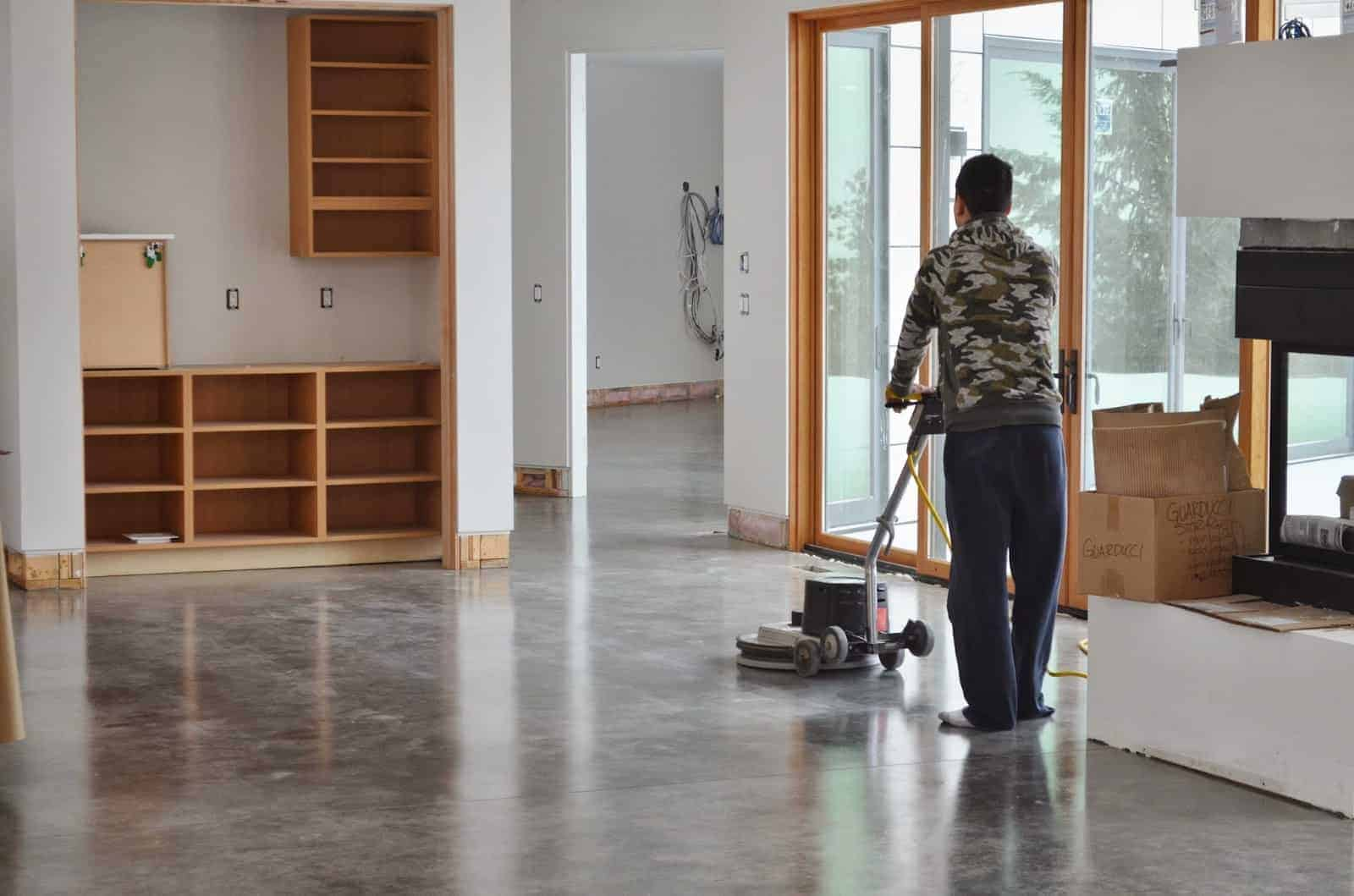 Concrete Floor Cleaning Montreal Best Cleaning Services