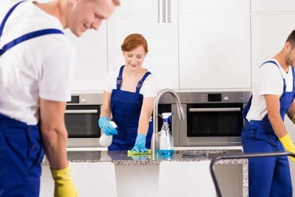 Contract Cleaning Services Montreal