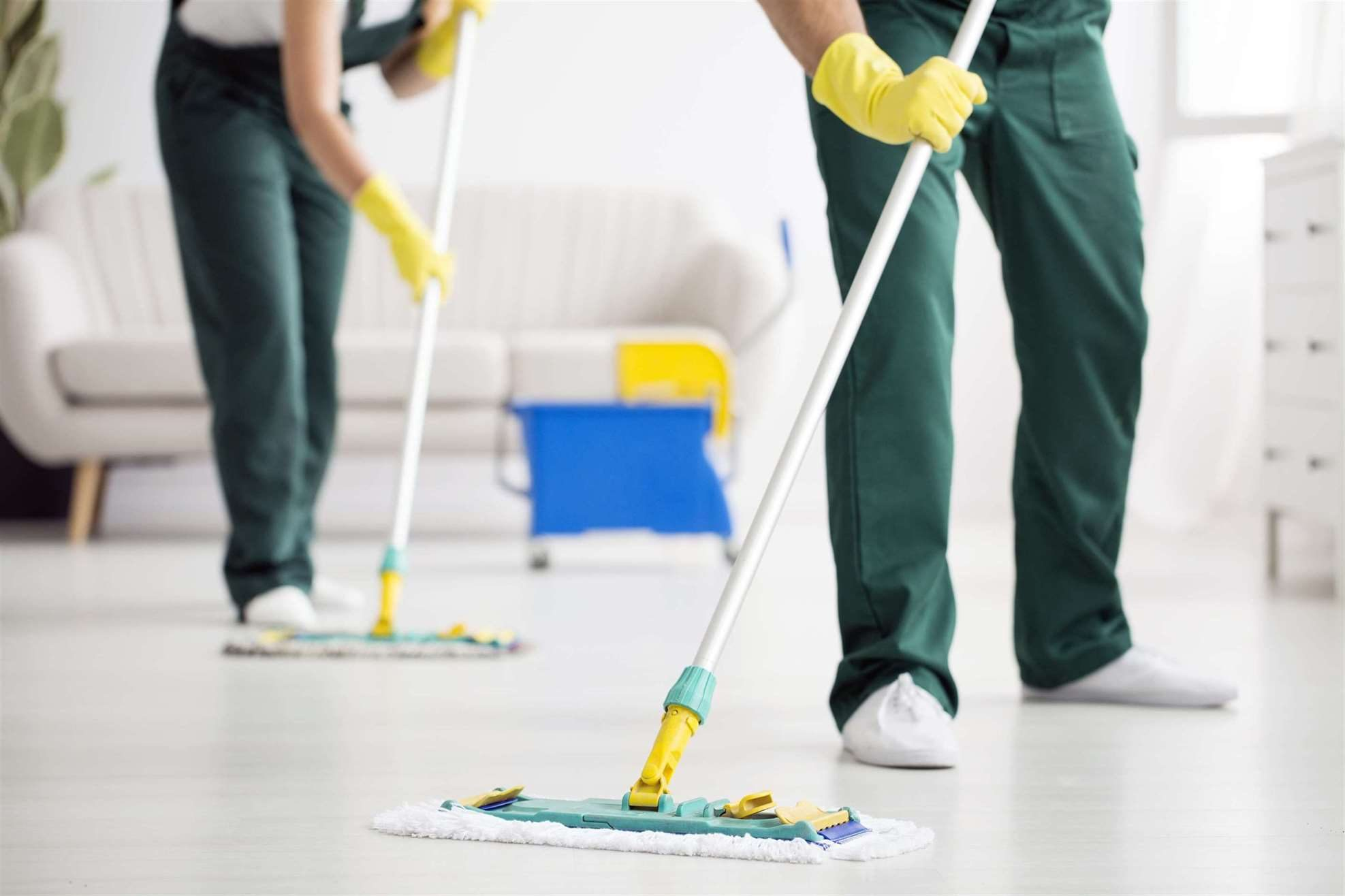 Floor Cleaning Montreal