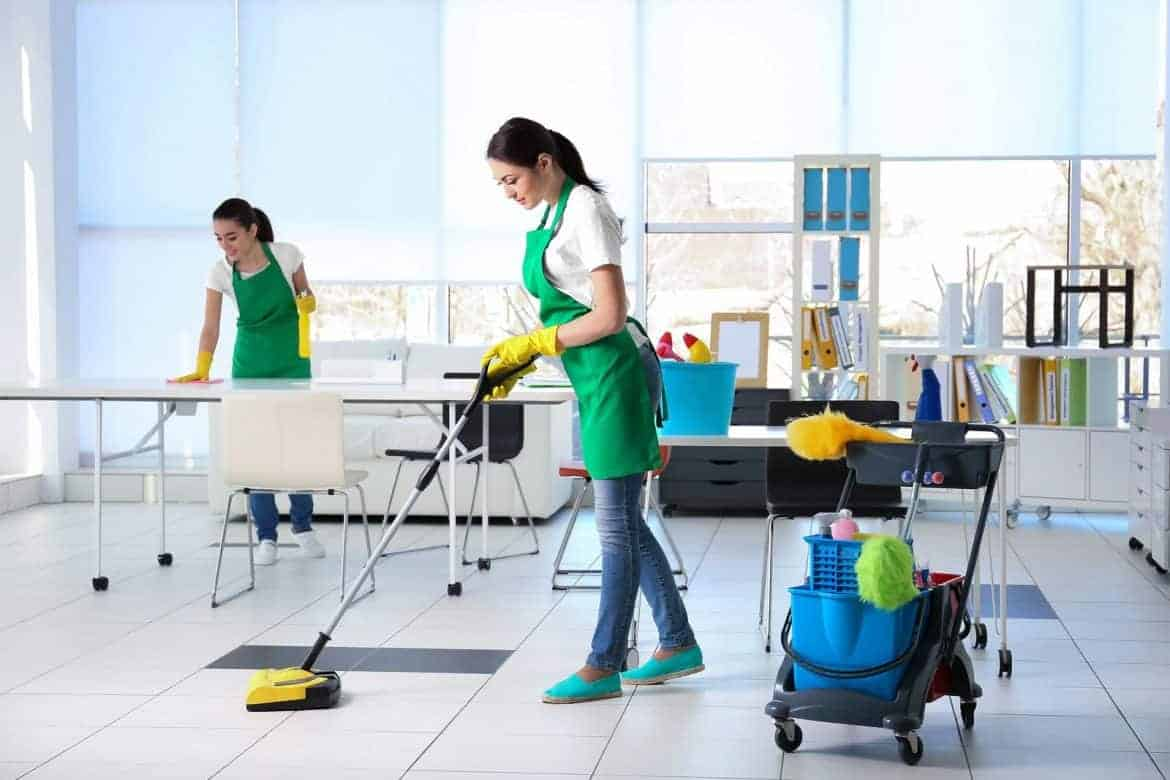 Office Floor Cleaning Services