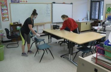 School Cleaning Tips Montreal