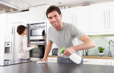 How to Clean Kitchen Fast