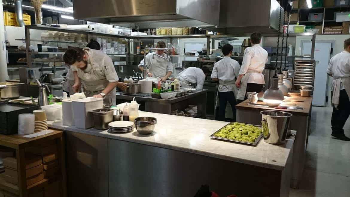 Commercial Kitchen Cleaning Services Montreal