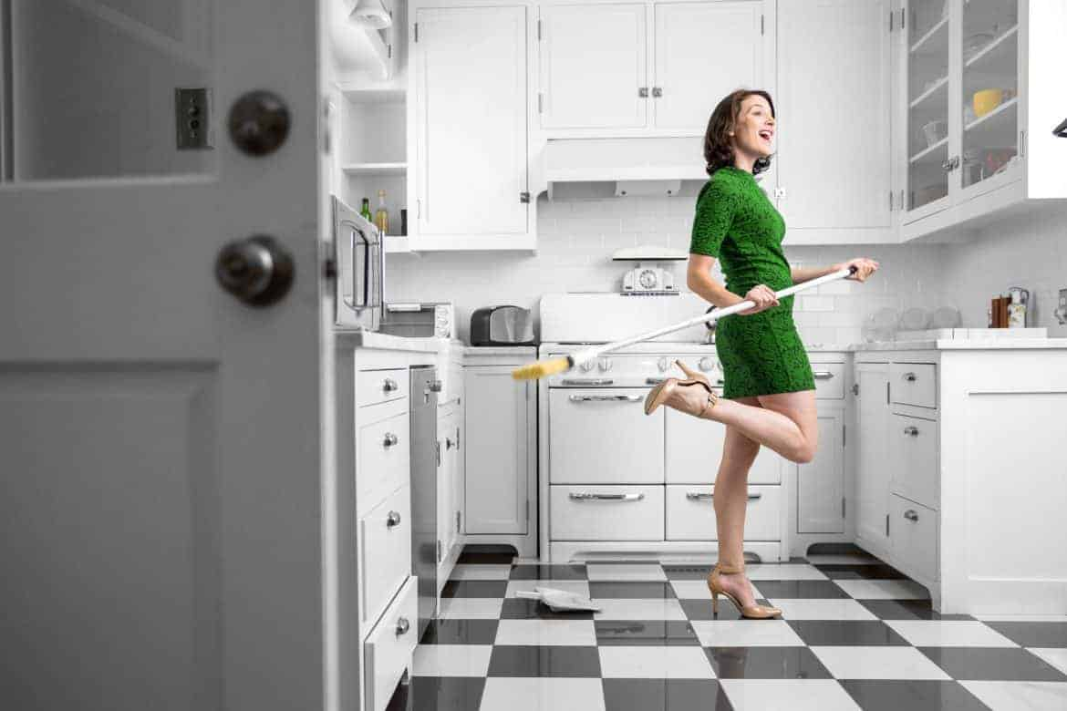 Kitchen Cleaning Tips Longueuil