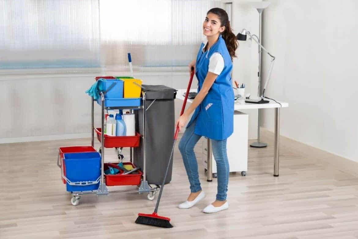 Commercial Office Cleaning Laval
