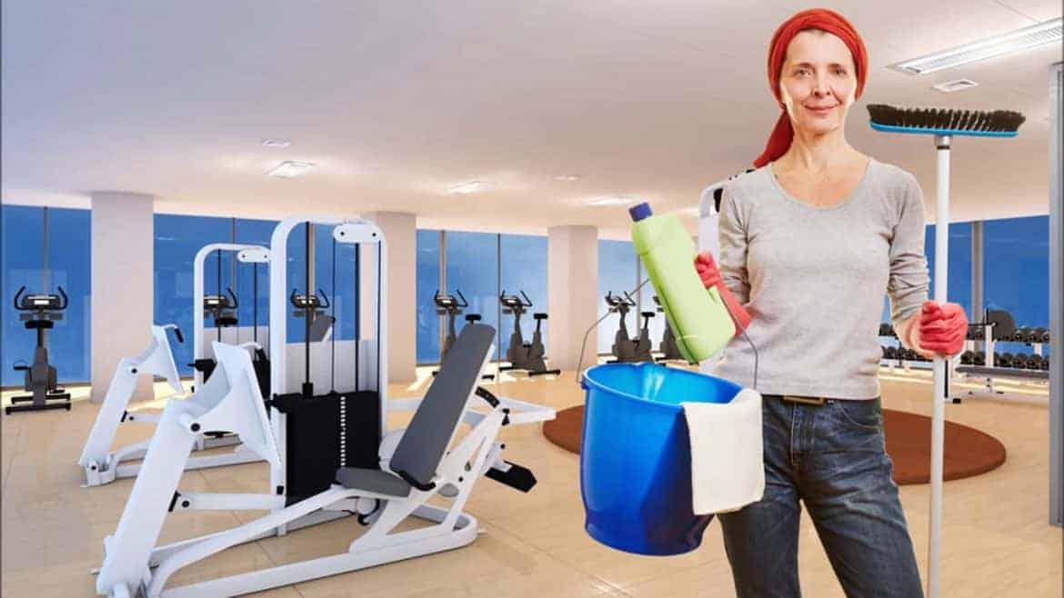 Montreal gym cleaning services u2013 cleaning services