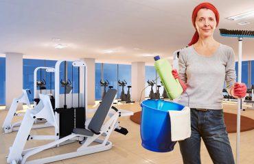 Montreal Gym Cleaning Services