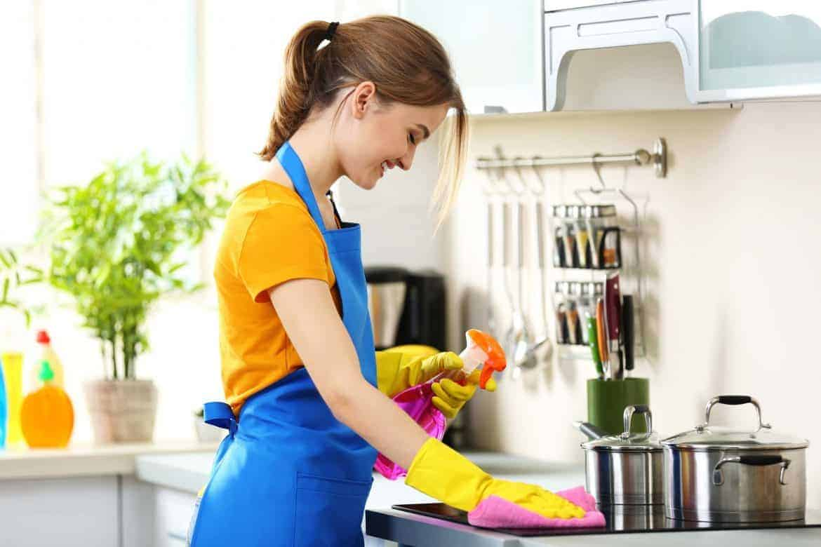Deep Weekly Cleaning Longueuil