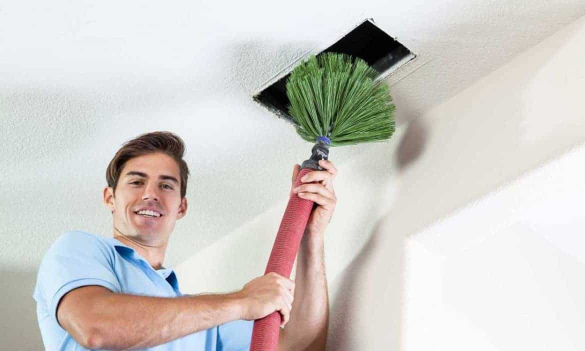 How to Clean Air Ducts Yourself