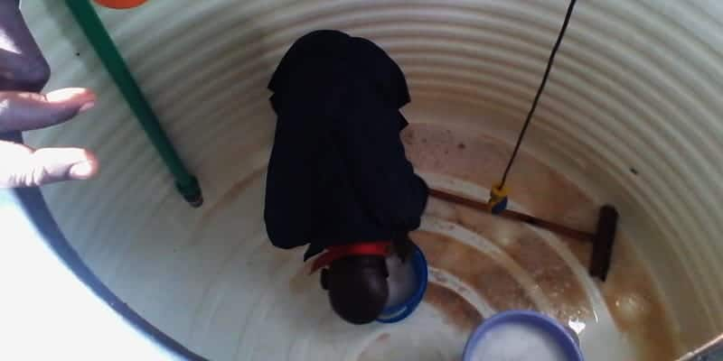 Water tank cleaning tips Montreal