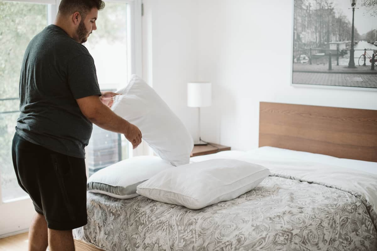 Cleaning for airbnb properties