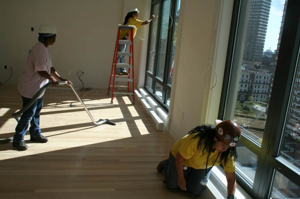 After Construction Cleaning Services Longueuil
