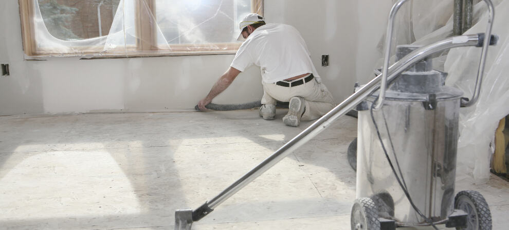Construction Cleaning - deep cleaning services