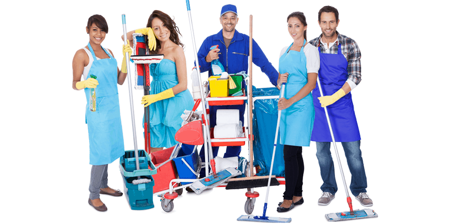 Commercial Janitorial Services - professional cleaning