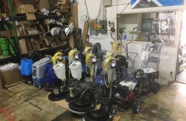 Janitorial Equipment