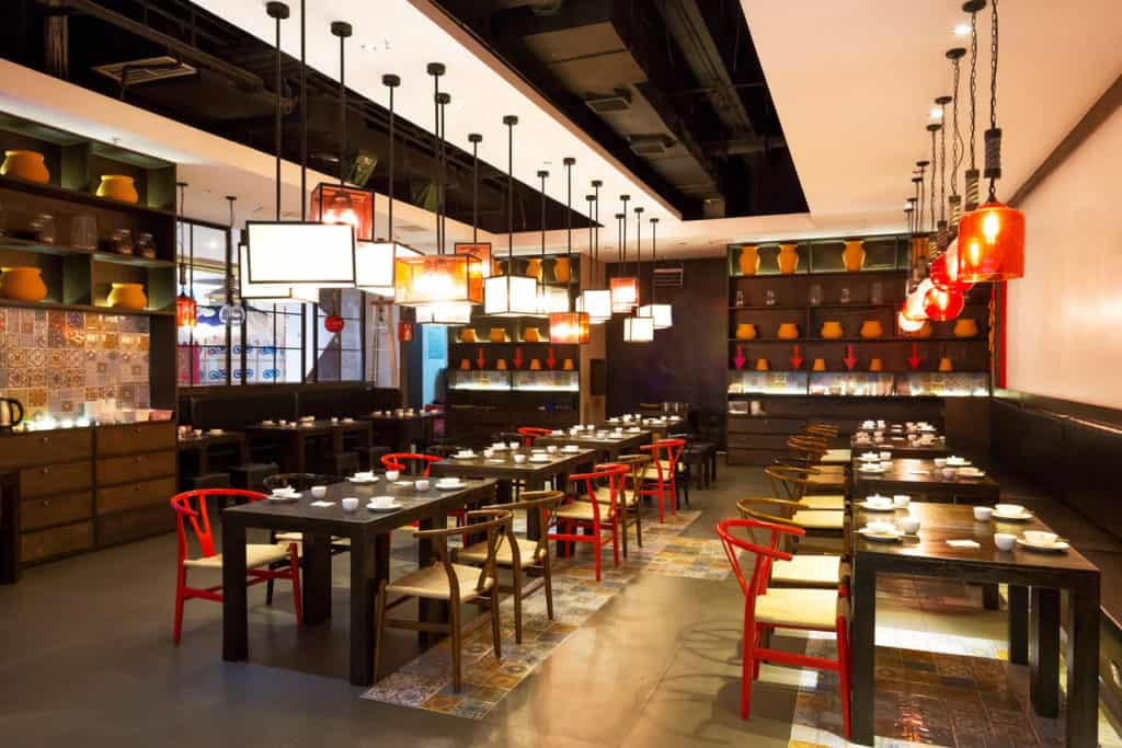 restaurant cleaning services - deep cleaning
