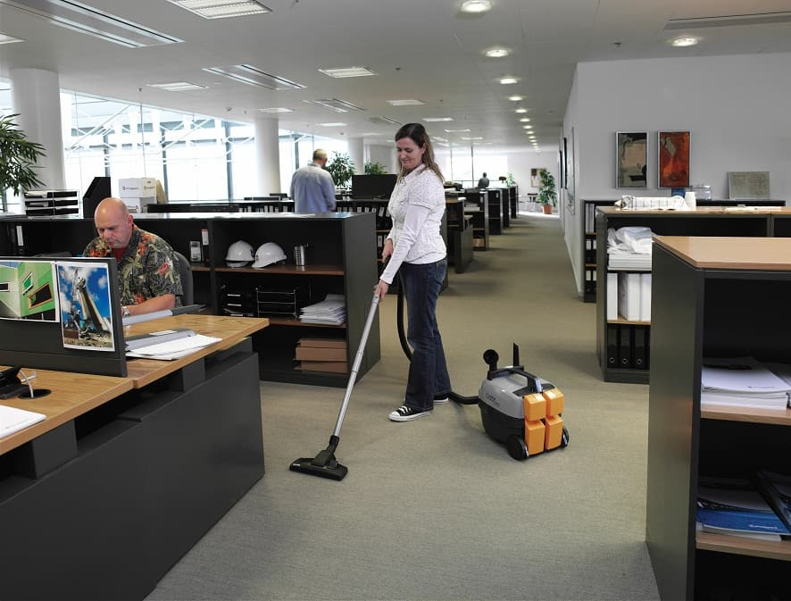 Professional Office Cleaning Works