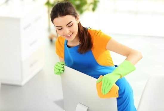 Maid Service for a Clean Home
