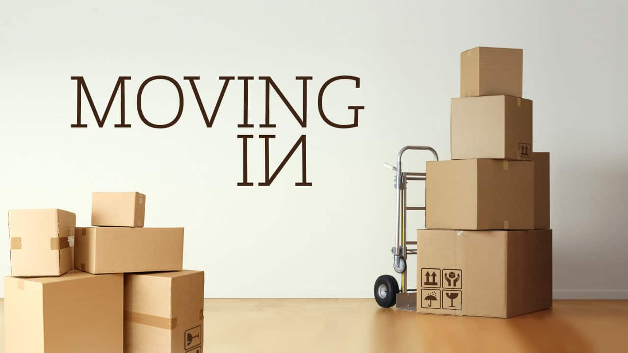 Move in House Cleaning