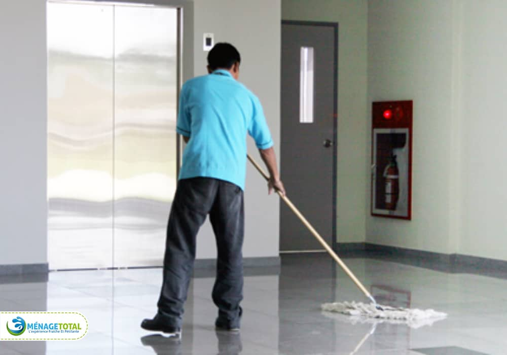 Entrance Cleaning